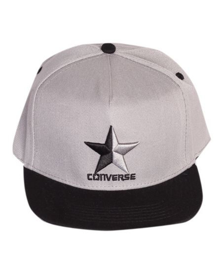 Converse Tip Off Baseball Adjustable Cap Ash Black