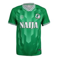 Proudly Nigerian Comfortable Swift Dry Outfit- Green