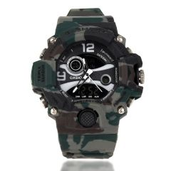 Casio G-Shock Full Army Green Men's Watch