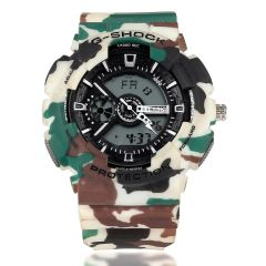 G Shock Men's Digital Watch Military Outdoor