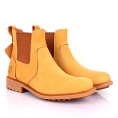 Timberland Mens Chelsea Brown Boots