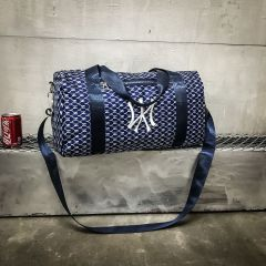 NY Topnotch Classic Designed Multi-Functional Travel Bag- Blue