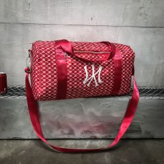 NY Topnotch Classic Designed Multi-Functional Travel Bag- Red