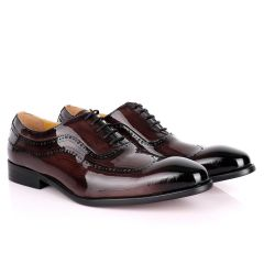 J.M Weston Wetlooks Premium Oxford Brogues