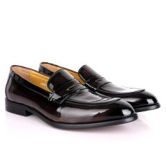 J.M Weston Plain Designed Mens shoe