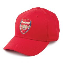 Arsenal FC Core Baseball Cap - Red