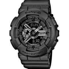 Casio baby G.Shock BA-110BC-1AER watch Black