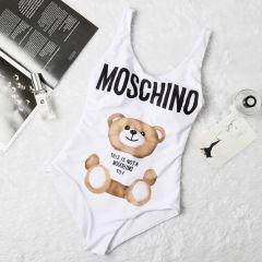 Moschino One-Piece Comfortable Body Trimming Bikini