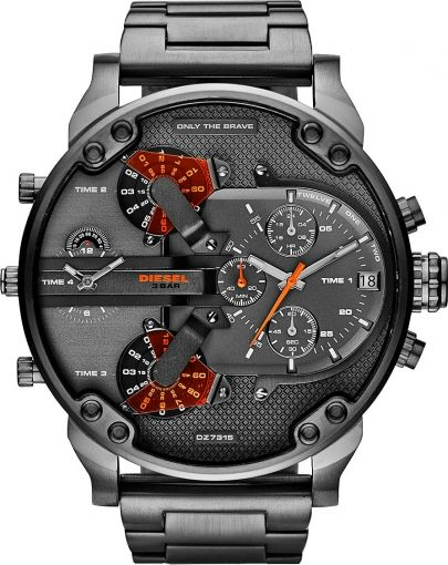 Diesel Mr. Daddy DZ7315 Chronograph wrist watch