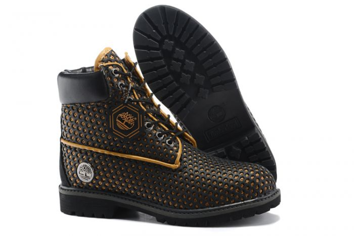 Timberland Yellow Black Brown Mens Boots Shoes Breathable Vent Tech Boot Chukka Boots Winter Boot