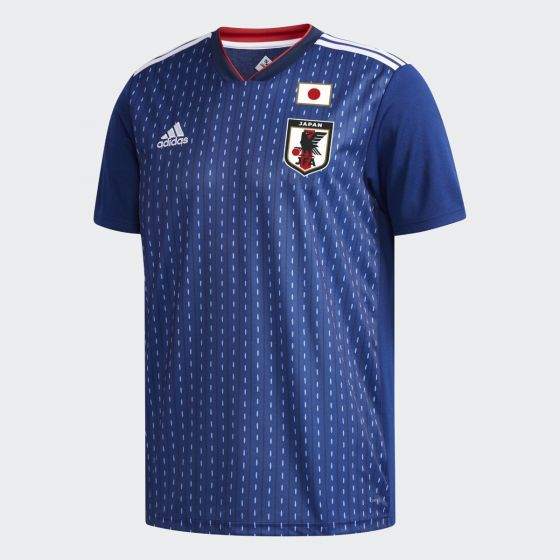 Japan Home World Cup Jersey 2018/19