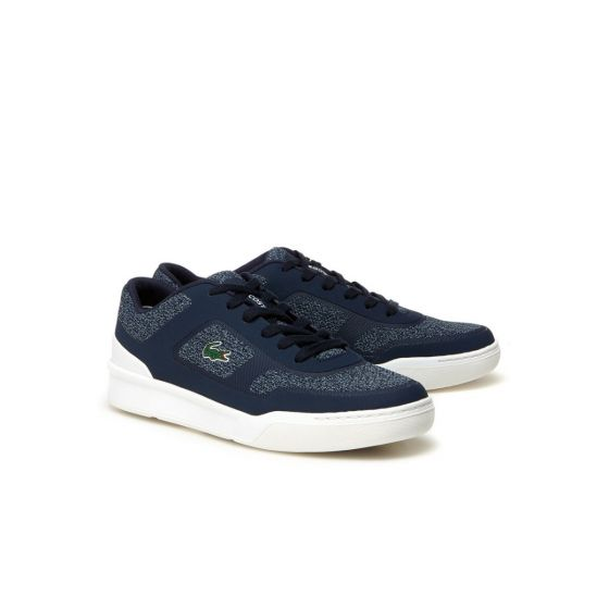 Lacoste Men's Explorateur Sport Marl Pique Trainer
