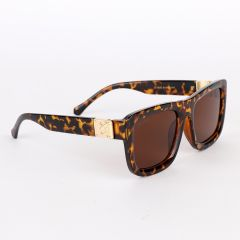 Louis Vuitton Classic Spring Square Unisex Tiger Sunglasses