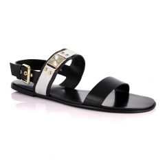Giuseppe Zanotti Watch Strap Leather Sandal
