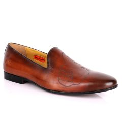 John Foster Plain Printed Formal Men's Shoes