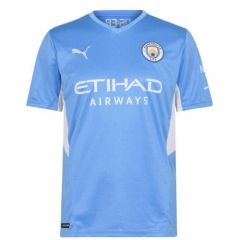 Manchester City Home Jersey 2021-2022