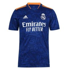 Real Madrid Away Jersey 2021-2022