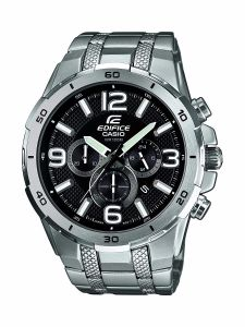 Casio Edifice EFR-538D-1AVUEF Silver Stainless Steel