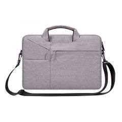 The Latest Casual Business Inner Padded Laptop Bag-ASH