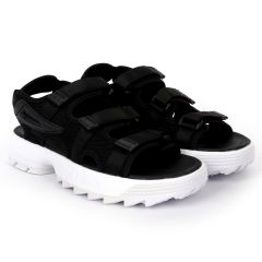 Fil Disruptor SD  Fsihtz Sandals- Black