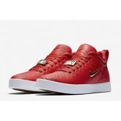 Nike Tiempo Vetta 17 Red and Gold sneakers