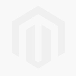 GG Denim Jacket with Bee Print Blue