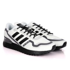 Adidas ZX 750 HD White And Grey Sneakers