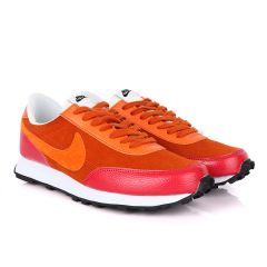 NK Dbreak SP Orange and Pink Sneakers
