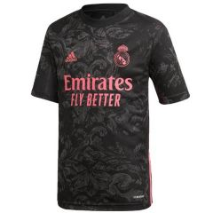 Real Madrid Third Jersey 2020-2021