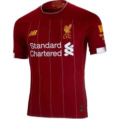 Liverpool 2019-2020 Home Jersey