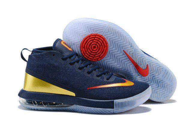 N A Max Dominate Demarcus Cousins Multi-Color Men's Basketball Sneakers