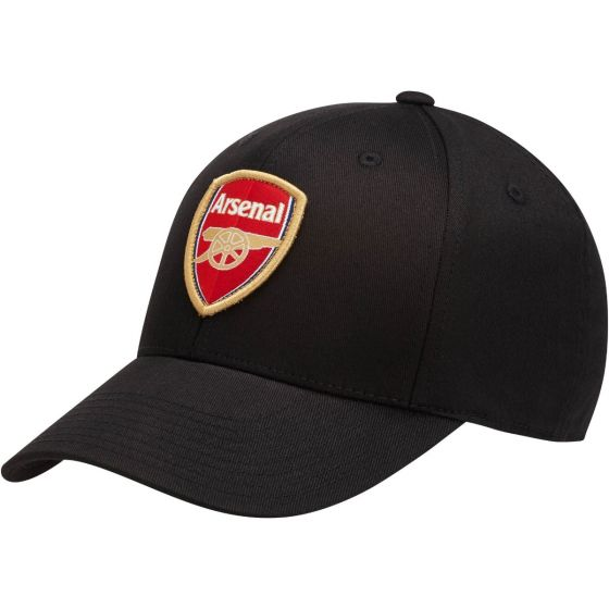 Arsenal FC Core Baseball Cap - Black