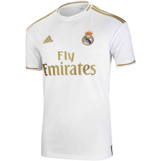 Real Madrid 2019-2020 Home Jersey