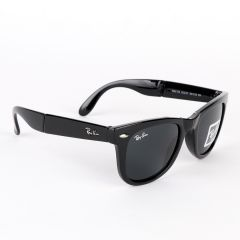 Ray-Ban Foldable Wayfarer Black Sunglasses