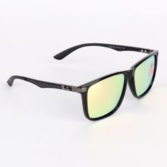 Ray-Ban Reflector Polarized Gold Lens Sunglasses