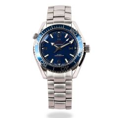 Omega Seamaster Speed Blue Oak Chronometer Watch