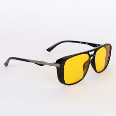 Marc Jacobs Classic Crested Yellow Sunglasses