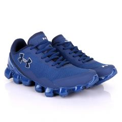 Under Armour Scorpio 3 Navy Blue With White Crest Sneaker