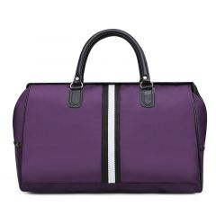 VIP High Capacity Multi-Dimensional Travel Bag- Purple