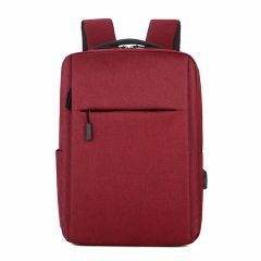 Smart Multi-Functional BackPack- Red