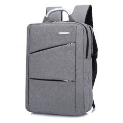 Package Multipurpose Student/Travel/Laptop Backpack- Ash