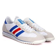 AD Originals Branded White Sneakers