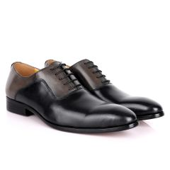 JM Weston Oxford leather Shoe