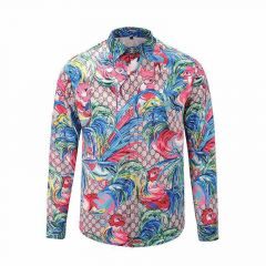 GG Cock Printed Longsleeve T-shirt Multicolor