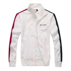 Tommy  Hilfiger White Track Jacket